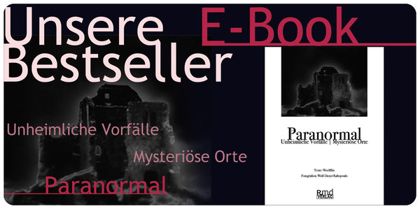 Unsere E-Book Bestseller: Paranormal